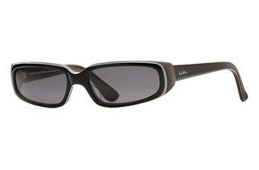 Nicole Miller Monterey SENM MONT06 Sunglasses - Navy Bean SENM MONT065440 BL