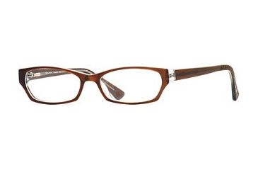Nicole Miller Passport SENM PASS00 Single Vision Prescription Eyewear - Cocoa Beach SENM PASS005235 BN