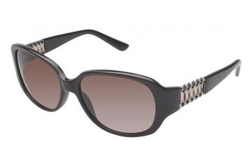 Nicole Miller Ridge Progressive Prescription Sunglasses NMRIDGE02 - Frame Color Chocolate/Brown