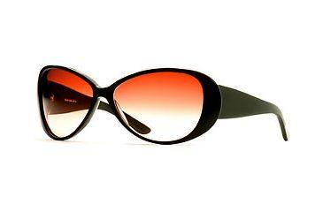 Nicole Miller Venus SENM VENU06 Sunglasses - Black Sea SENM VENU066220 BK
