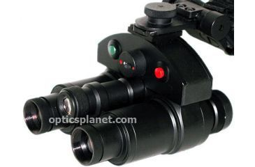 Night Detective Flip-Up PRO Night Vision Goggles w/ IR, ND-NG4 PRO