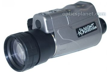 Night Detective Gelios 5 Night Vision Monocular - 5x magnification super NV system with IR PRO - ND-G5