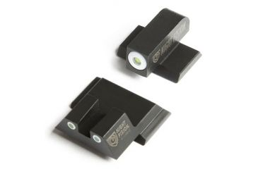 night fision perfect dot night sight set square rear s w up to