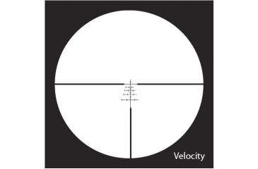 Night Force Velocity Reticle