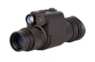 Night Optics D-350 Generation 2+ Black and White Night Vision Mono-goggle, Black NG-350-2BW