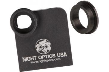 Night Optics iPhone 4/5 Adaptor for D-7 Series Weapon Sights, Black CAM-IPWPK