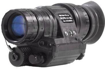 Night Optics PVS-14 Generation 3 Gated Night Vision Monocular, Black NM-P14-3G