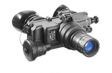 Night Optics PVS-7 Generation 2+ Black and White Night Vision Goggle, Black NG-P07-2BW