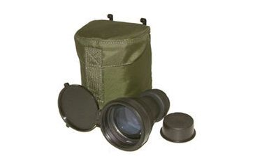Morovision Screw-On 3x Magnifier with Case