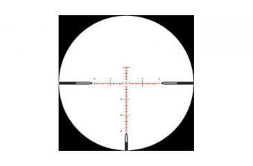 NightForce 3.5-15x50mm NXS Tactical Riflescope - .250 MOA MOAR Reticle C427