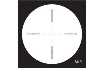 NightForce 8-32x56mm NXS Illuminated Reticle Rifle Scopes - MLR Reticle