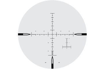 NightForce ATACR Mil-R Reticle