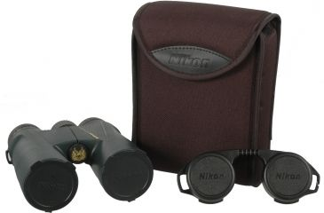 Nikon ATB 10X42 Monarch Binoculars 7432 Package Contents