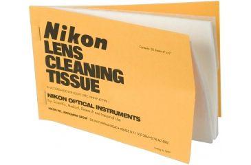 Nikon 4x6 Lens Cleaning Cloths