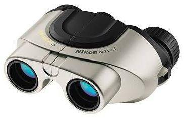 Nikon 8x21 Medallion S Compact Binoculars 7378