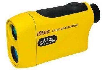 Callaway Nikon Golf LR550 Laser Rangefinder - Yellow, 8350