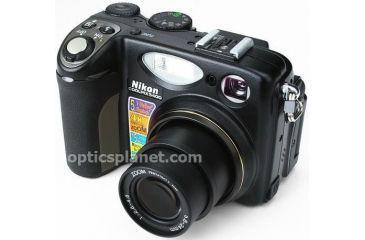 Nikon Coolpix-5400 Still Electronic Imaging 5.1MP Digital Camera 25513