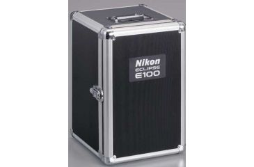 Nikon Aluminum Case for E100 Microscope