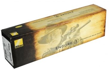 Nikon Encore Rifle Scope package