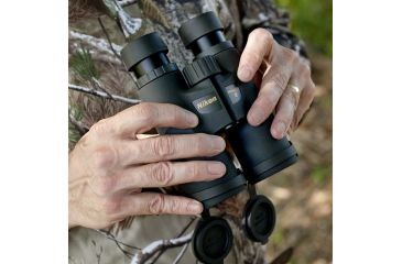 Nikon Monarch 3 8x42 Binocular In Use