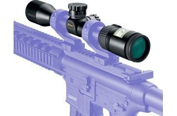 Nikon P22 2-7x32mm Riflescope, Matte Black