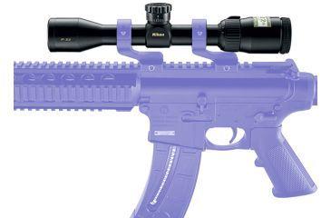 Nikon2-7x32 Rifle Scope P-22