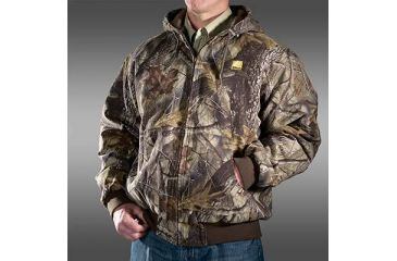 Nikon ProGear Hooded Camo Jacket