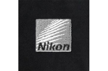Nikon ProGear Black Ladies' 1/4 Zip