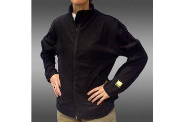 Nikon ProGear Black Ladies' Microfleece Jacket