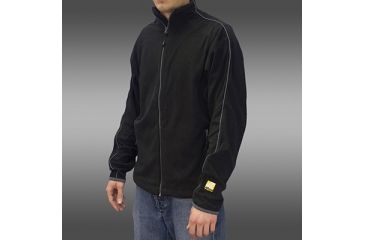Nikon ProGear Black Men's Microfleece Jacket