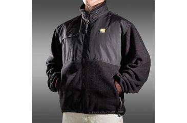 Nikon ProGear Men's Nylon/Fleece Jacket