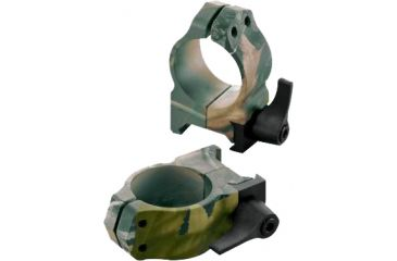 Nikon REALTREE Hardwoods Green HD Camouflage Medium Standard Rings 8182