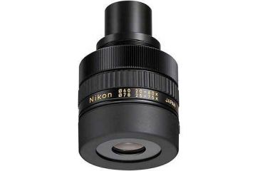 Nikon Fieldscope 13-40x/20-60x/25-75x Zoom Eyepiece For 50mm, 60mm & 82mm Fieldscopes 7467