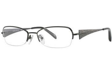 Nina Ricci NR2256 Bifocal Prescription Eyeglasses - Frame Black, Size 52/17mm NR225601