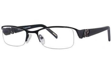 Nina Ricci NR2271F Eyeglass Frames - Frame Black, Size 50/19mm NR2271F01