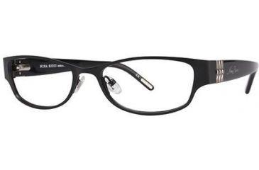 Nina Ricci NR2282F Eyeglass Frames - Frame Black, Size 51/16mm NR2282F01