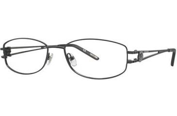 Nina Ricci NR2294 Progressive Prescription Eyeglasses - Frame Black NR2294F01