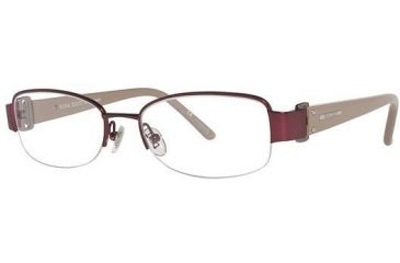Nina Ricci NR2402 Single Vision Prescription Eyeglasses - Frame Rouge NR2402F02