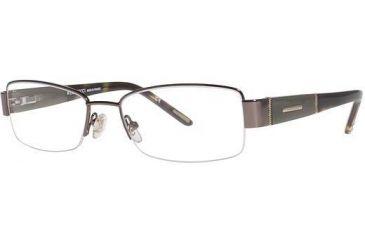 Nina Ricci NR2403 Single Vision Prescription Eyeglasses - Frame Brown/Tortoise NR2403F02