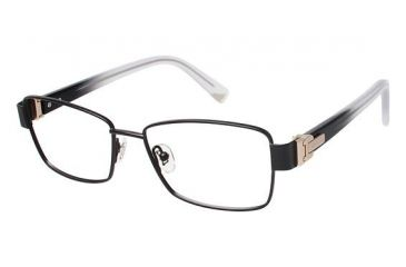 Nina Ricci NR2404CF Bifocal Prescription Eyeglasses - Frame BLACK, Size 52/15mm NR2404CF01
