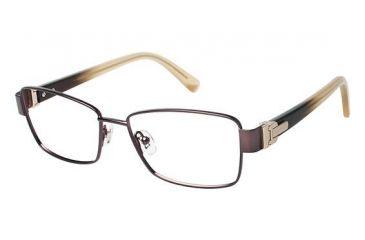 Nina Ricci NR2404CF Bifocal Prescription Eyeglasses - Frame BROWN, Size 52/15mm NR2404CF02