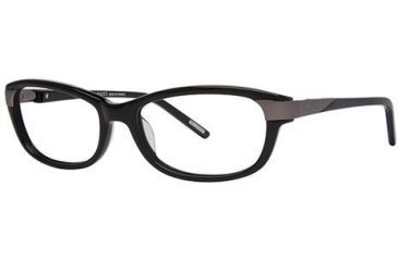 Nina Ricci NR2570F Bifocal Prescription Eyeglasses - Frame Black, Size 53/16mm NR2570F01