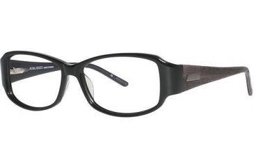 Nina Ricci NR2580 Progressive Prescription Eyeglasses - Frame Black NR2580F01