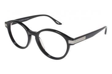 Nina Ricci NR2608 Progressive Prescription Eyeglasses - Frame Black NR2608F01