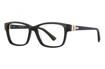 Nina Ricci NR2731 Progressive Prescription Eyeglasses - Frame Black, Size 52/14mm NR2731F01