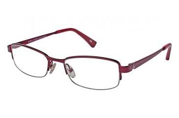 Nina Ricci NR2748 Eyeglass Frames - Frame BURGUNDY, Size 50/18mm NR2748F03