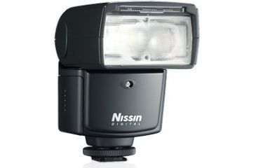 1-Nissin Speedlite Di466 Flash for Canon, Nikon or Four-Thirds Digital SLR Cameras