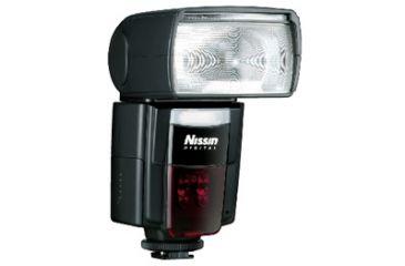 1-Nissin Speedlite Di866 Professional Flash for Canon or Nikon Digital SLR Cameras