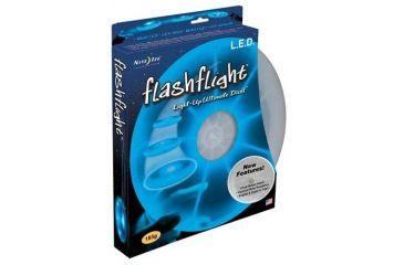 Nite Ize FlashFlight LED Illuminated Flying Disc Blue