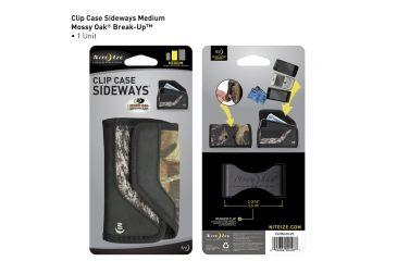 Nite Ize Clip Case Sideways Phone Case, Medium - Mossy Oak CCSM-03-22